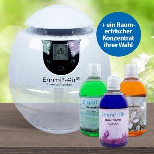 Emmi®-Air Ionen Luftreiniger & Raumerfrischer