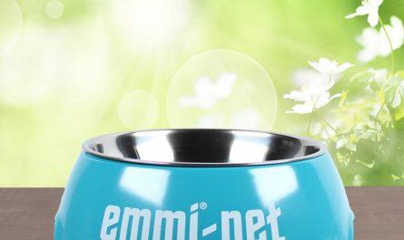 emmi®-pet Edelstahlnapf