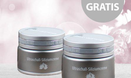 emmi®-skin S Siliziumcreme 2 für 1 Aktion