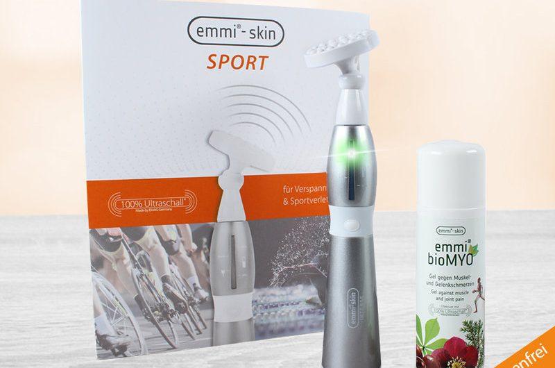 emmi-skin Sport – bioMYO Set