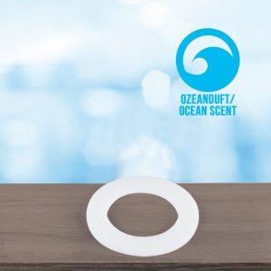 Emmi®-Air Mini Ultraschall Luftbefeuchter Duftring